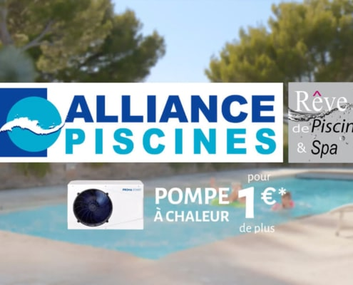 Promotion Alliance Piscine - Avril 2020