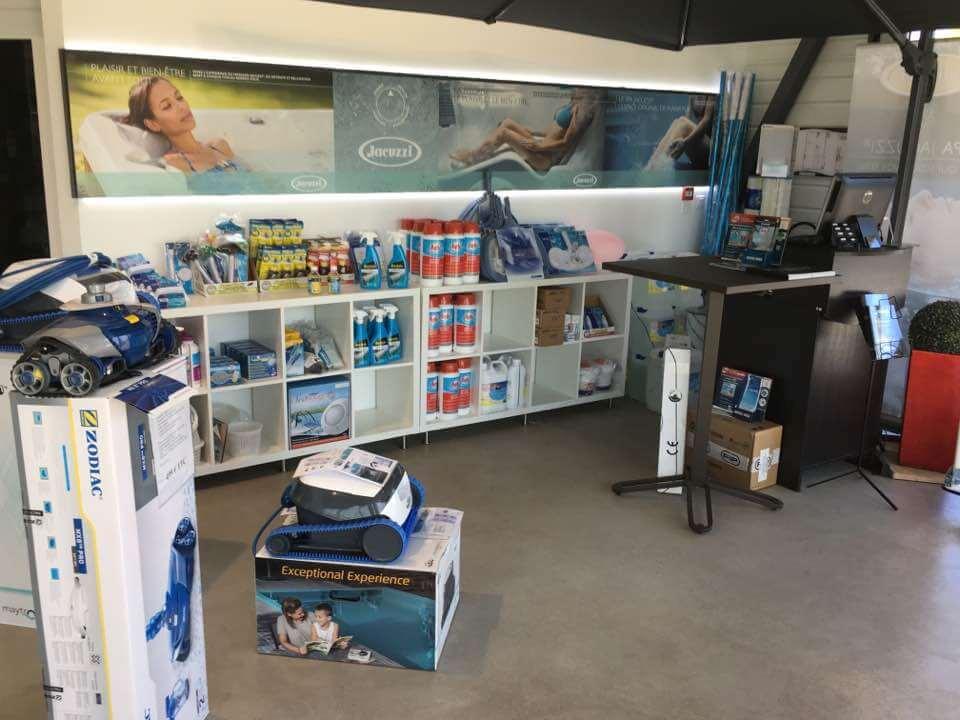 Produits d'entretien piscine et spa Showroom Carquefou - Rêve de Piscine & Spa à Nantes Carquefou La Baule Loire Atlantique (44)