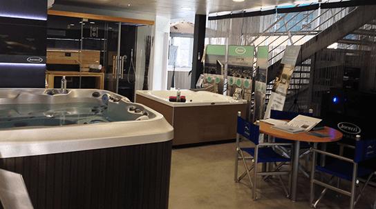 Showroom Carquefou - Rêve de Piscine & Spa à Nantes Carquefou La Baule Loire Atlantique (44)