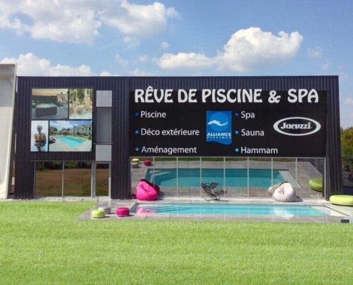 Rêve de Piscine & Spa à Nantes Carquefou La Baule Loire Atlantique (44)