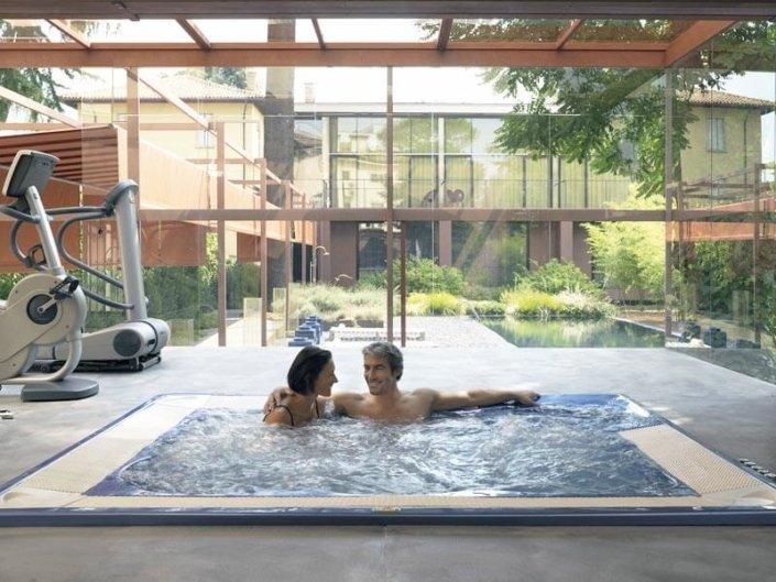 Spa Jacuzzi Centre de remise en forme - Rêve de Piscine & Spa à Nantes Carquefou La Baule Loire Atlantique (44)