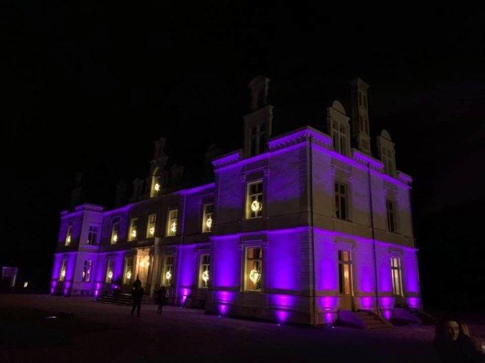 Espace Spa Sauna Hammam Jacuzzi au Château de Maubreuil - Rêve de Piscine & Spa Nantes Carquefou La Baule (44)