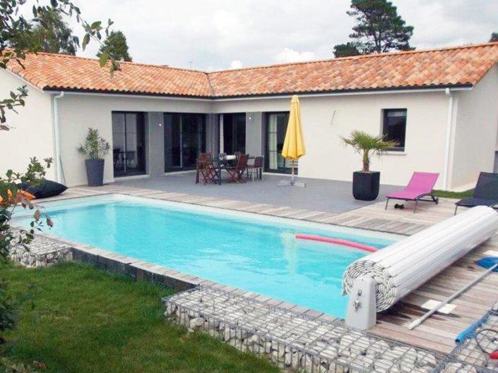Aménagement paysagé par Paysage 360 - Rêve de Piscine & Spa à Nantes Carquefou La Baule Loire Atlantique (44)
