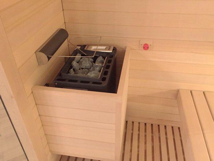 Poêle sauna Jacuzzi à Rezé - Rêve de Piscine & Spa à Nantes Carquefou La Baule Loire Atlantique (44)