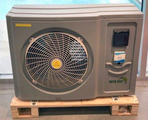 Pompe à chaleur connectée Reve PAC - Rêve de Piscine & Spa à Nantes Carquefou La Baule Loire Atlantique (44)