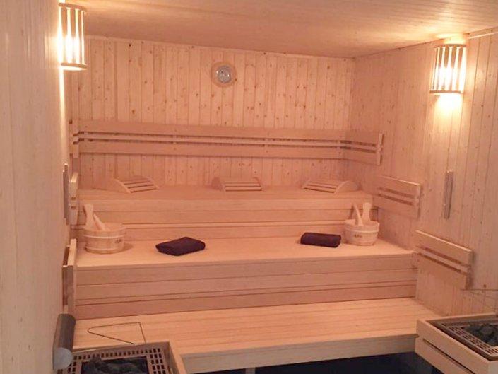 Aménagement de Sauna à Nantes - Rêve de Piscine & Spa à Nantes Carquefou La Baule Loire Atlantique (44)