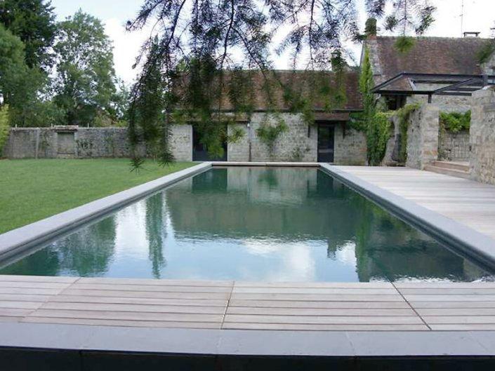 Piscine enterrée à Basse Goulaine - Rêve de Piscine & Spa à Nantes Carquefou La Baule Loire Atlantique (44)